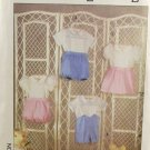 Simplicity 9641 Sewing Pattern Oliver Goodin Heirloom Toddlers' Dress or Romper