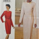 Butterick 3550 Misses' Dress w/ Long Sleeves Sewing Pattern Size 6-8-10-12