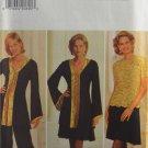 Butterick 3801 Chetta B Sewing Pattern Misses' Tunic Top Skirt Pants Size 12-14-16