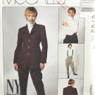 McCall's 6785 Sewing Pattern Misses' Lined Jacket Blouse & Pants Size 12