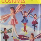 McCall's 8257 Costumes Sewing Pattern Sky Dancers Girls' Children's Size 5-6