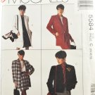 McCall's 5584 Woman's Day Sewing Pattern Misses' Coat or Jacket Size 10-12-14