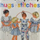 Simplicity 7694 Sewing Pattern Child's Dress & Jumpsuit Size AA 2-4