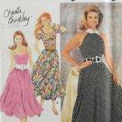 Simplicity 7799 Christie Brinkley Sewing Pattern Misses' Sundress Dress Size 10-14