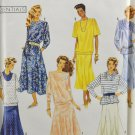 Simplicity 7011 Sewing Pattern Misses' Two-Piece Dress Size 8-16