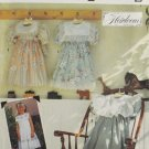 Simplicity 7193 Heirloom Sewing Pattern Oliver Goodin Child's Dresses w/ Trim Size 3-8