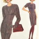 Vogue 8421 Very Easy Sewing Pattern Misses' Jacket & Dress Size 12-16