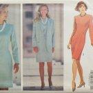 Butterick 5787 Sewing Pattern Misses' Jacket & Dress Size 6-10