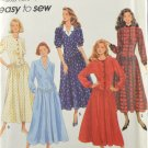 Simplicity 8006 Sewing Pattern Misses' Dress Easy To Sew