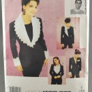 Vogue 1051 Sewing Pattern Christian Francis Roth Misses' Jacket Size 12