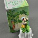 1983 Avon Porcelain Good Luck Bell with Elf