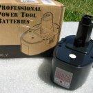Dewalt 18 volt  Drill Replacement Battery for Dewalt /B&D  Gold Premium