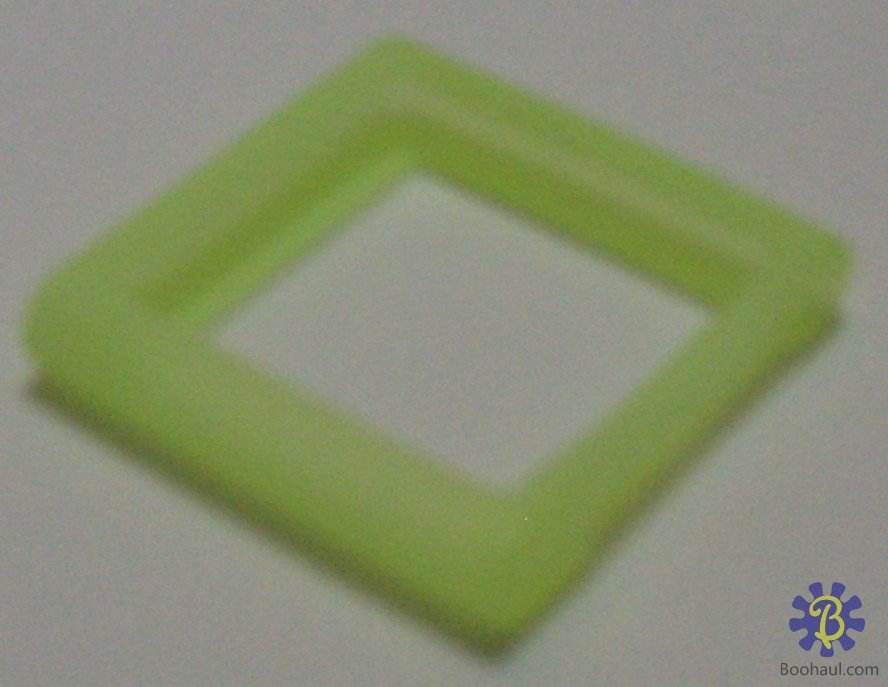 On Sale : Silicone Skin Cover Case For iPod Nano 6th Gen.  (Green)