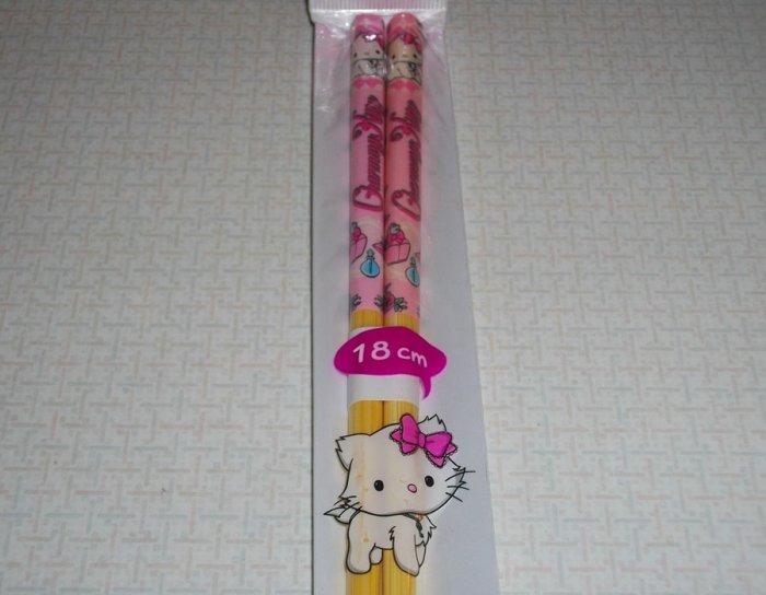 Charmmy Kitty Chopsticks Set