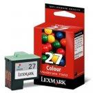 Print cartridge COLOR Lexmark 27