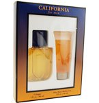 CALIFORNIA by Jaclyn Smith COLOGNE 2 OZ & AFTERSHAVE GEL 2 OZ