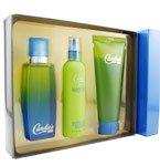 CANDIES by Liz Claiborne COLOGNE SPRAY 3.4 OZ & HAIR GEL 6.7 OZ & MASSAGE OIL SPRAY 4.2 OZ