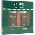 CHAPS by Ralph Lauren COLOGNE 1 OZ & AFTERSHAVE 1 OZ