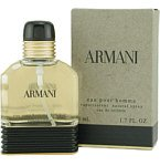 ARMANI by Giorgio Armani EDT SPRAY 3.4 OZ