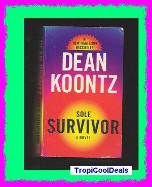 SOLE SURVIVOR by Dean Koontz