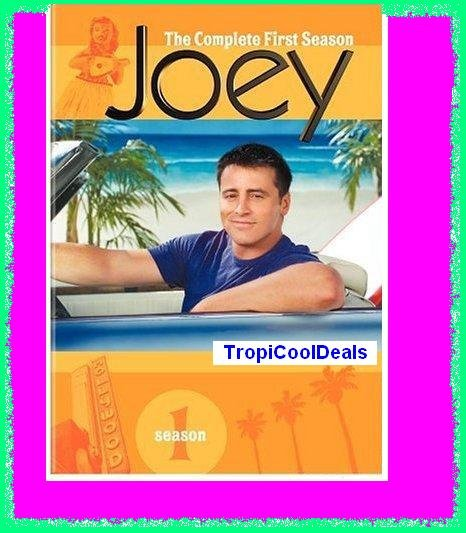 Joey Season 1 One 1st First  New/Sealed