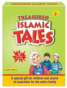 Treasured Islamic Tales Gift Box (6 Books)