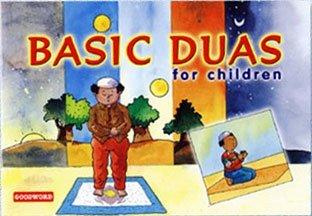 Basic Duas for Children