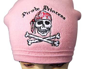 Pirate Princess! - Pirate Knit Cap Beanie