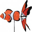 "24"" Clownfish Aquatic Spinner"