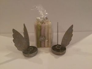 Bougies la Francaise  - Angels Wings  candle holder