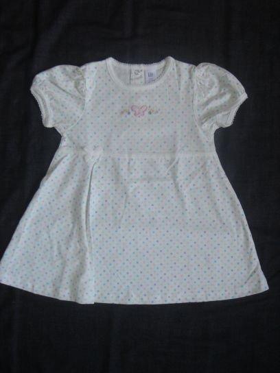 Baby GAP polkadot dress