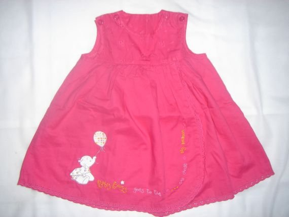 Mothercare Dress - Red
