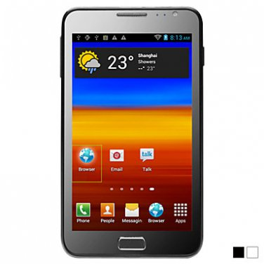 Starlight Note II - Android 4.0 Smartphone with 5.3 Inch Capacitive Touchscreen