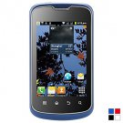 """Scorpio - 1GHz CPU Android 2.3 with 3.5"""" Capacitive Touchscreen(Dual SIM, Wi-Fi,Quad Band)"""