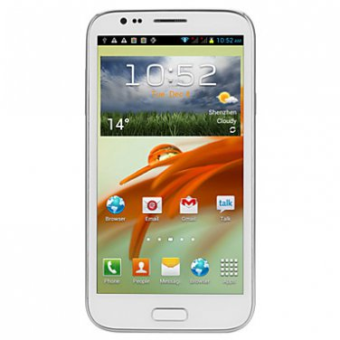 """Affinity - Android 4.1 Dual Core CPU with 5.5"""" Capacitive Touchscreen Cell Phone(WIFI,FM,3G,GPS)"""