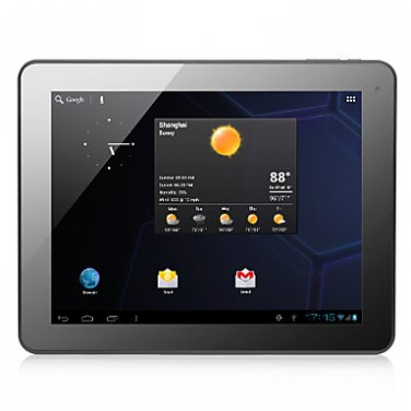 DesireTab - Android 4.0 Tablet with 9.7 Inch Capacitive Touchscreen (16GB, 1G RAM, 1.2GHz)