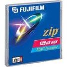 Fujifilm ZIP 100MB PC FMT 2PK  NEW