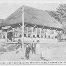 Ladies Rest House Chester West Virginia c.1907 Postcard