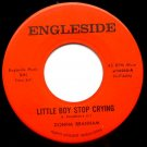 Donna Branham - Little Boy Stop Crying - Northern Soul 45rpm