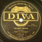 Vernon Dalhart - Treasure Untold / Mother Was A Lady 78rpm