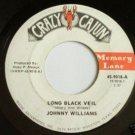 Johnny Williams - Long Black Veil 45rpm