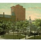 Public Square Youngstown OH Ohio c.1913 Postcard