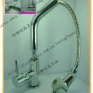 K011 Faucet - kitchen pull put faucet start bidding at $49.99