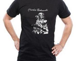 Charles Bukowski Best GIFT T-SHIRT Vintage Style