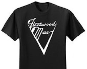 FLEETWOOD MAC PUNK ROCK MUSIC RETRO CONCERT THE BEST GIFT T-SHIRT NEW