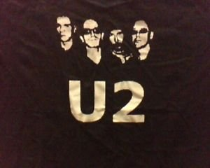 U2  band-Punk-rock-music-retro-concert-the-best-gift-T-shirt-Vintage-Style