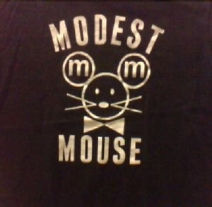Modest mouse band Punk rock music retro concert the best gift T-shirt
