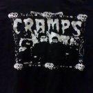 Cramps band punk Rock music Retro Concert Best GIFT T-SHIRT Vintage Style