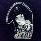 Baby Shambles band punk rock music retro concert the best Gift Tee Black