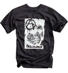 Discharge  band punk Rock music Retro Concert Best GIFT T-SHIRT Vintage Style